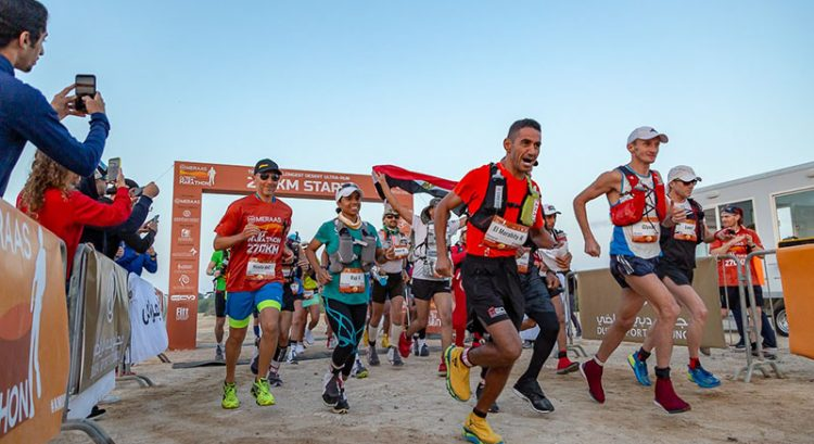 World's longest desert race in Dubai sets $100,000 prize