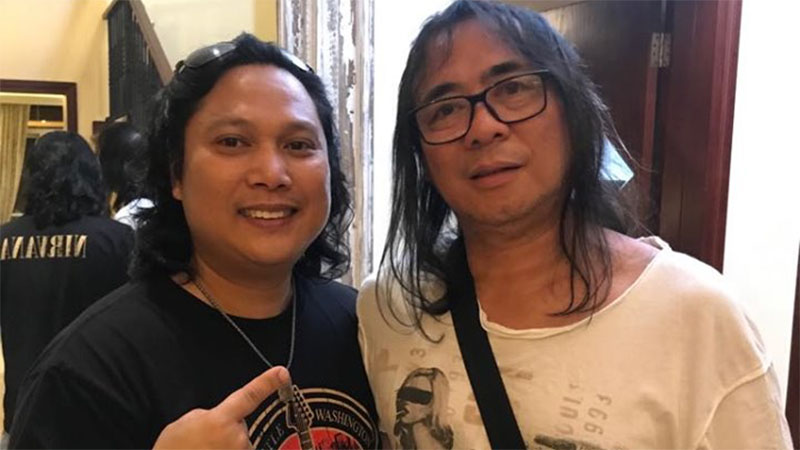 With OFW the Movie Director Neal Tan