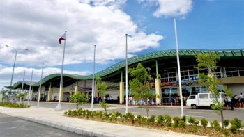 17 Philippine airport projects completed in 3 years