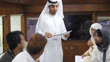 Abu Dhabi bus court solves salary dispute