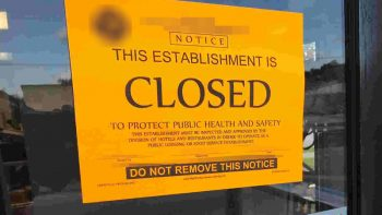 UAE restaurant closed over food safety violations
