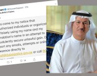 Damac boss warns against scammers using his name