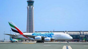 Emirates launches world's shortest A380 flight