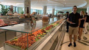 Review: Giardino at Palazzo Versace Dubai