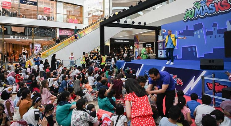 Meet Angry Birds at Kids Rock Festival in Dubai