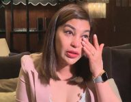 Lani Misalucha in Dubai tears up over tough OFW wife experience