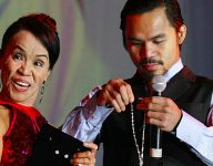 Dionisia Pacquiao P1.39 million tax case dismissed