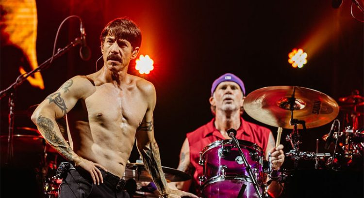 Red Hot Chili Peppers' first UAE concert tickets go on sale