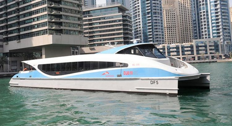 New timings for 3 Dubai Ferry lines
