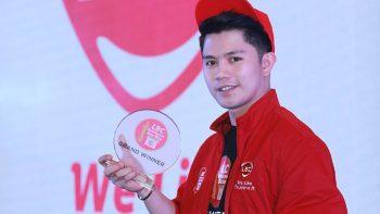 Filipino expat in Sharjah named LBC bae
