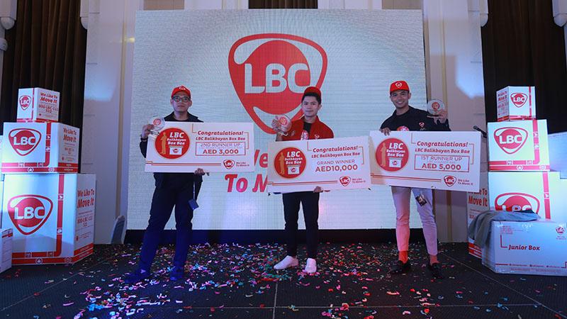 LBC Balikbayan Box Bae