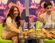Kathryn Bernardo, Alden Richards in Dubai on Hello Love Goodbye challenges