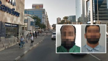 Motorcycle-riding snatchers arrested in Dubai