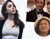 Gerald Anderson's mother warns Julia Barretto, lashes out at Bea Alonzo