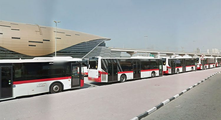 Dubai-Abu Dhabi bus services resume