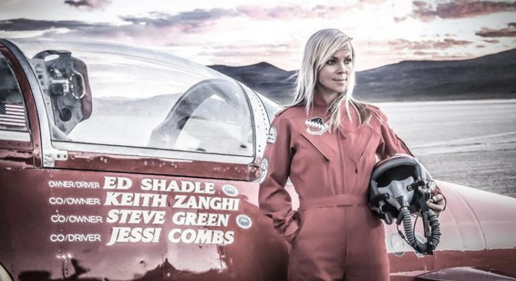 'Fastest woman' race driver dies in terrifying crash