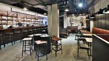 Review: Distillery in Souk Al Manzil, Dubai