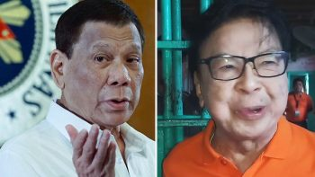 Why Duterte won't allow early release of convict Sanchez