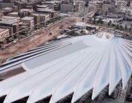 UAE's falcon-inspired Expo 2020 pavilion: sneak peek