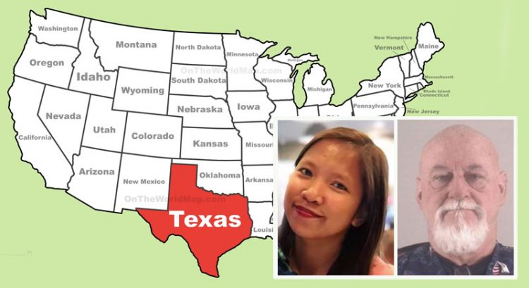 Filipina found stuffed in freezer of Texas home, records reveal husband's history of violence