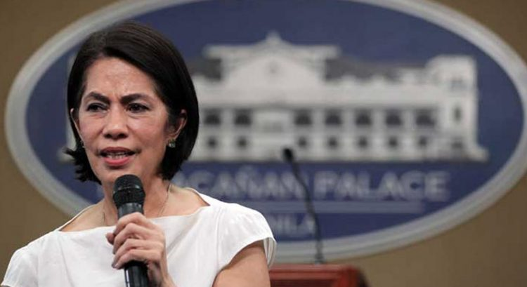 Gina Lopez buried amid heavy downpour in Manila