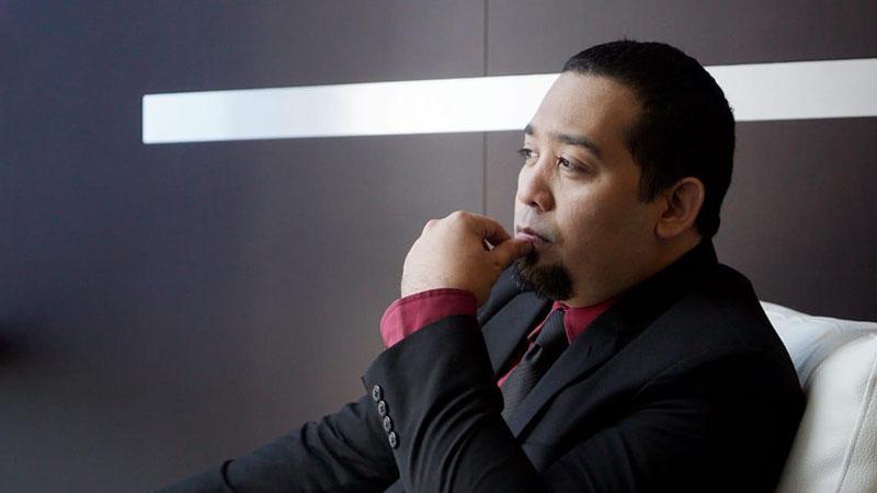 Dubai-based entrepreneur Michael da Costa