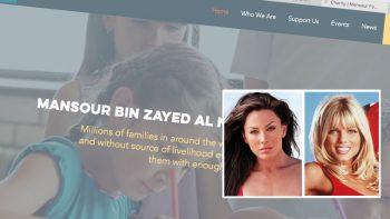 Fake charity uses UAE sheikh's name to con Baywatch stars