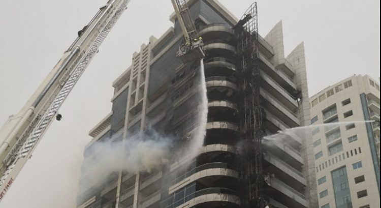 Fire-ravaged Dubai Marina tower to get Dh25 million upgrade