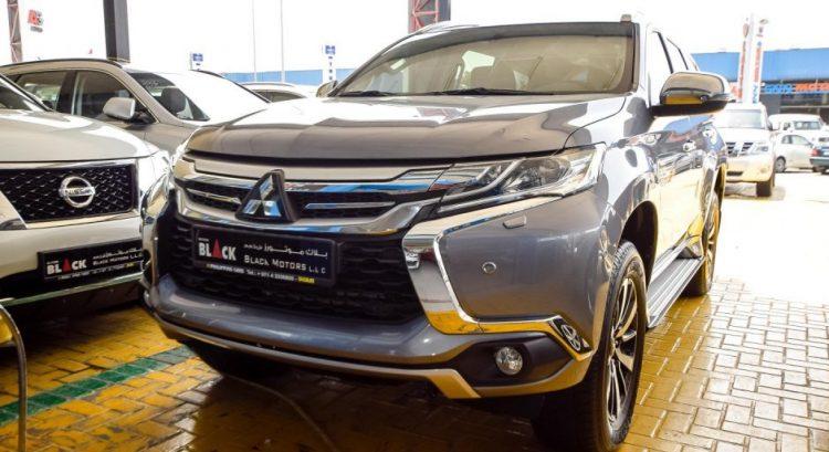 Mitsubishi Montero Sport – AED 89,500