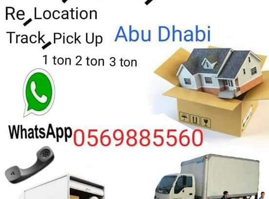 Moving & Shifting services available