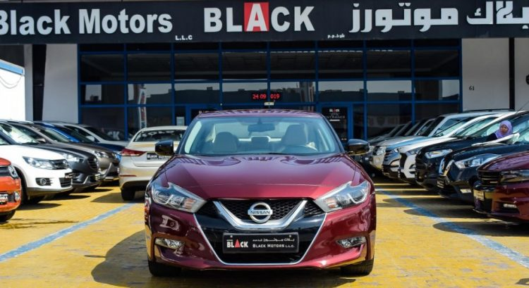 Nissan Maxima – AED 59,500