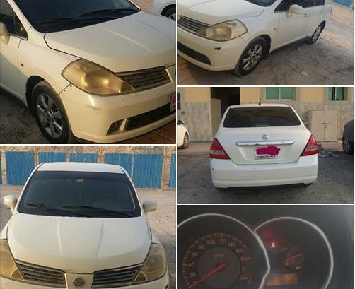 Nissan Tiida for sale 2006