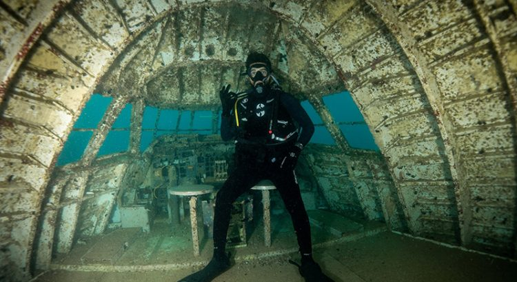 World's largest underwater theme park opens in Bahrain