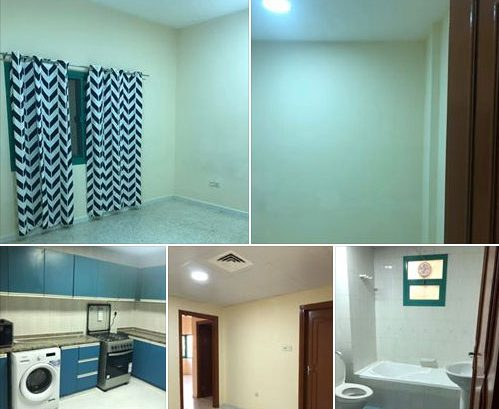 Room for Rent for single or couple kabayans only in KING FAISAL SHARJAH