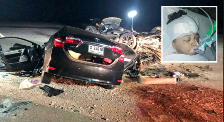 3 UAE residents die in Oman car crash, girl in critical condition