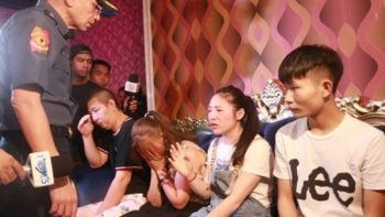 Philippines sex den raid: 51 Chinese women rescued