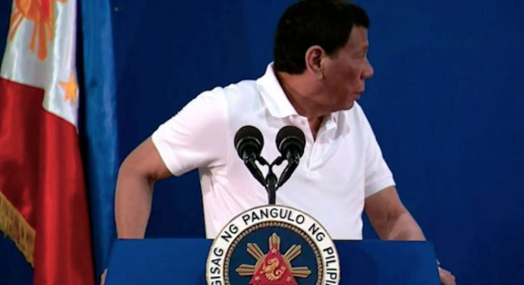 3 times Duterte's speeches got interrupted by unlikely distractors