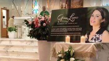 Filipino expats in Dubai hold memorial mass for Gina Lopez