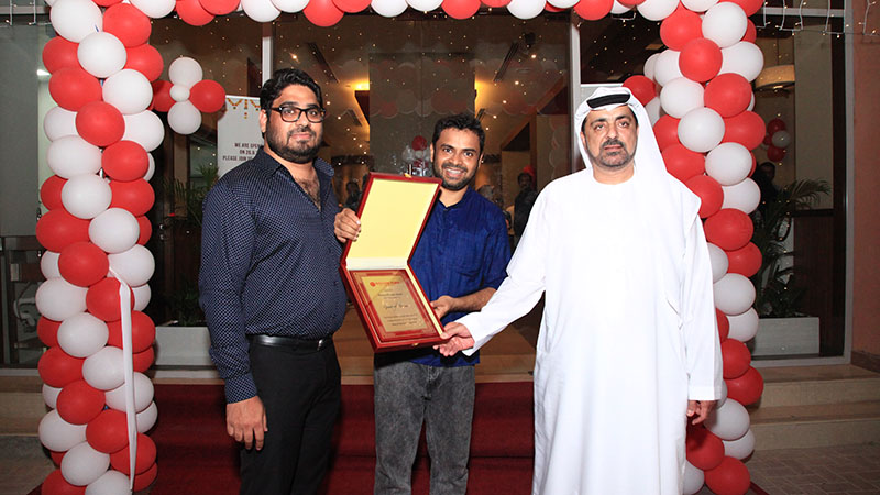 Biggest Golden Fork restaurant opens in Dubai