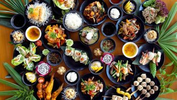 Taste of Southeast Asia in Abu Dhabi's Sontaya