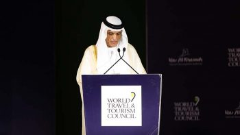Sheikh Saud on Ras Al Khaimah's tourism push