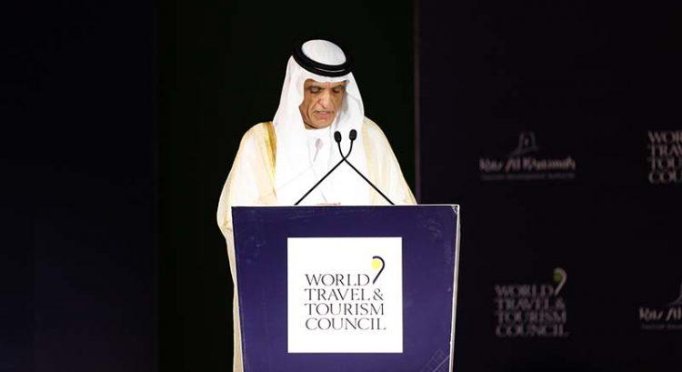 Sheikh Saud on Ras Al Khaimah's tourism push