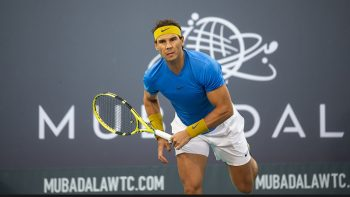 Rafa Nadal prepares to mark decade in Abu Dhabi