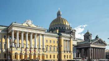 Hotel inside Russia royal palace: sneak peek