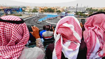 Formula E action Diriyah E-Prix to return to Saudi Arabia
