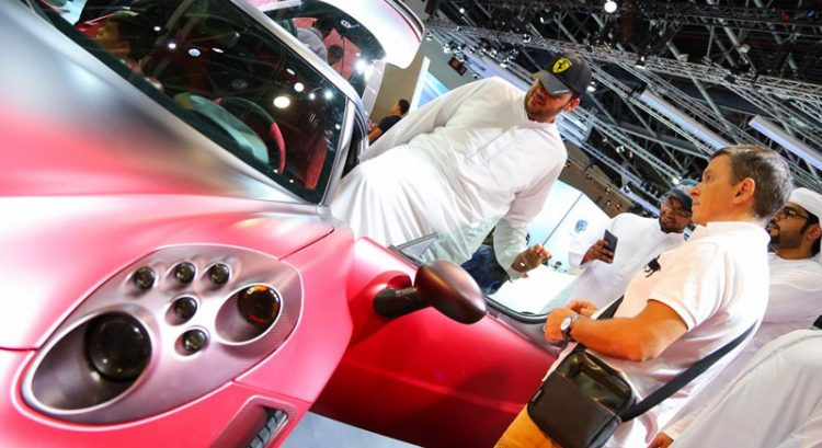 Dubai International Motor Show: 5 reasons not to miss it