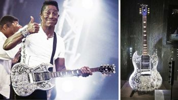 World's most expensive guitar to be displayed in Abu Dhabi