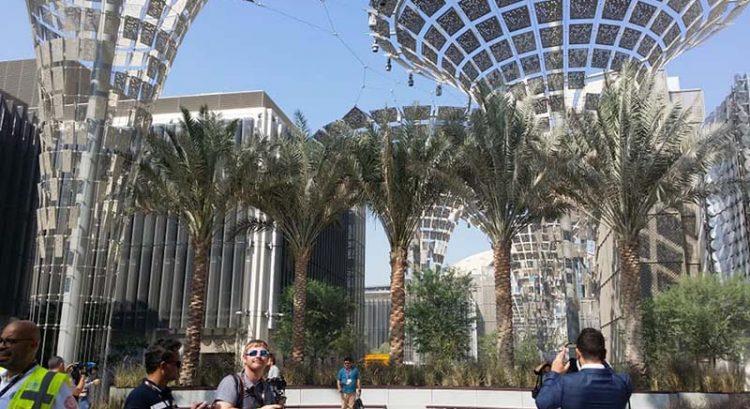 Expo 2020 Dubai sneak peek