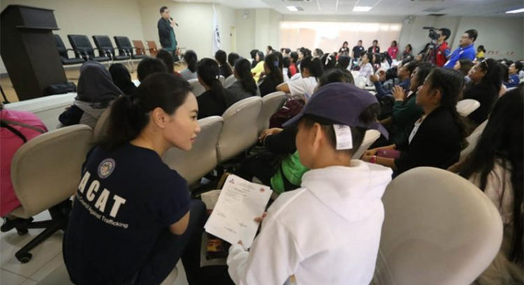 Department of OFW to include illegal recruitment victims in Middle East, says Go