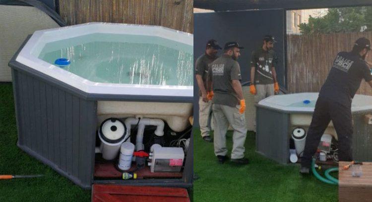 Girl drowns in hot tub at Bur Dubai home